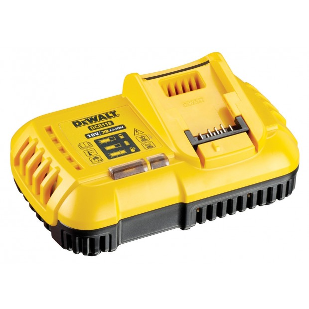 DEWALT DCB118 (charger for the DEWALT DCH333X2)