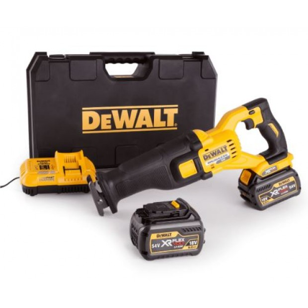 comes with the DEWALT DCS388T2