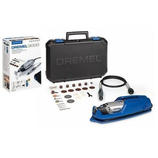 comes with the DREMEL 3000 1/25 F0133000JR