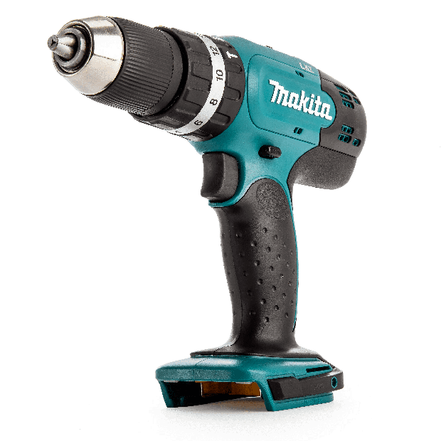 comes with the MAKITA DHP453Z