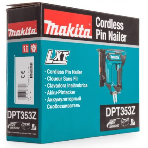 container for for the MAKITA DPT353Z