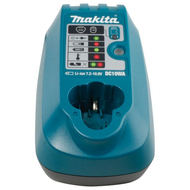 MAKITA DC10WA (charger for the MAKITA GF600SE)
