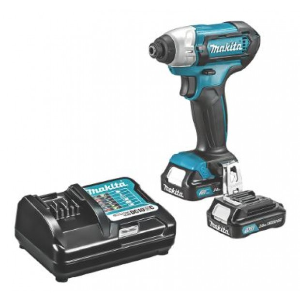 comes with the MAKITA TD110DWAE