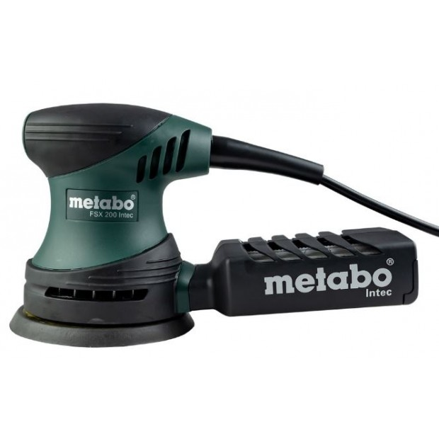 comes with the METABO FSR200 INTEC