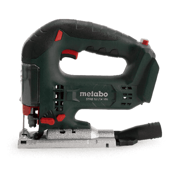 comes with the METABO STAB18LTX 100 BODY
