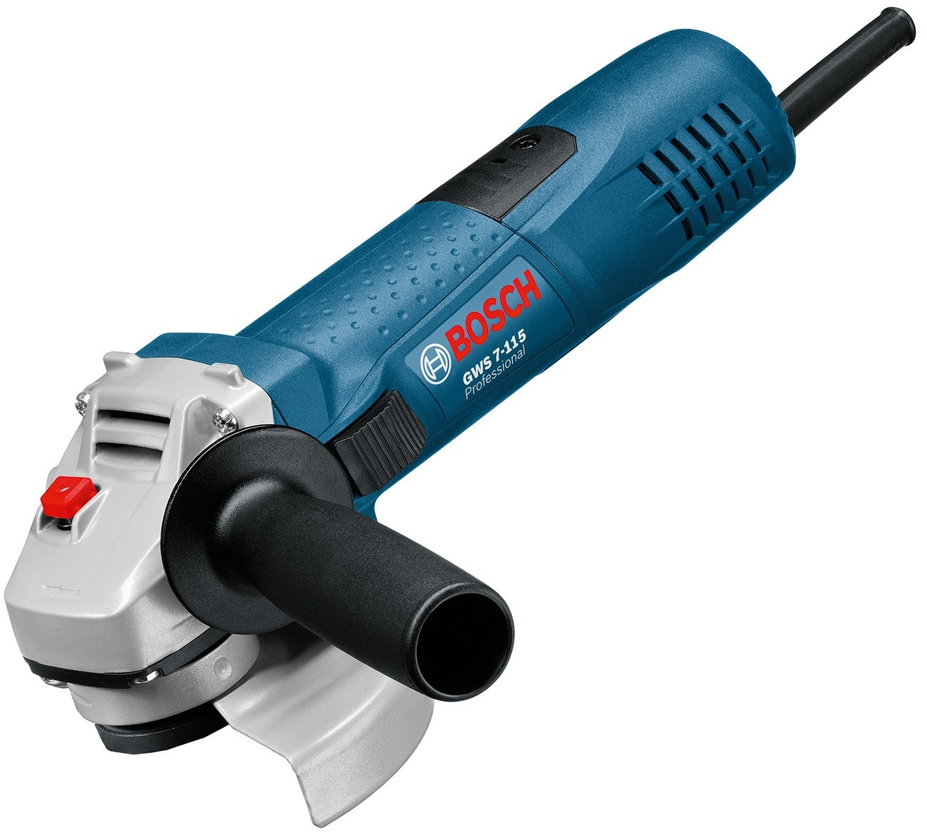 bosch gws 7 115 240v angle grinder 4 1 2 115mm howe tools uk. Black Bedroom Furniture Sets. Home Design Ideas