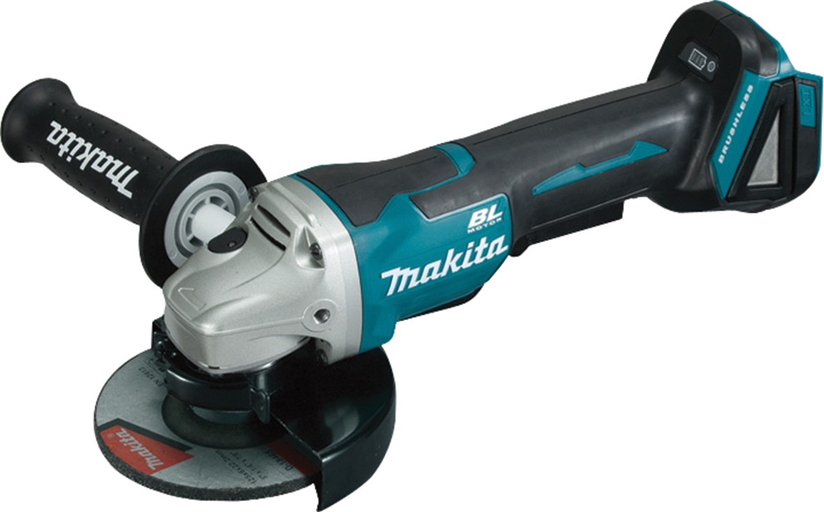 makita dga517z 18v angle grinder 5 125mm howe tools uk. Black Bedroom Furniture Sets. Home Design Ideas