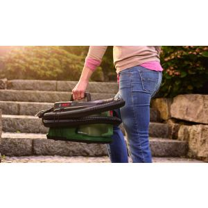 comes with for the BOSCH GREEN EASYVAC 3