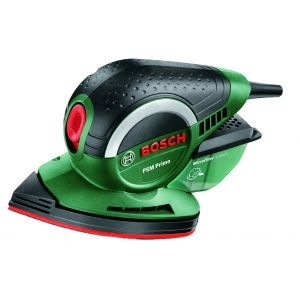 comes with for the BOSCH GREEN PSM Primo