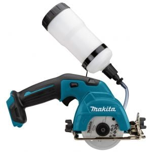 comes with for the MAKITA CC301DZ