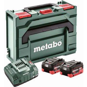METABO BASIC SET 8Ah
